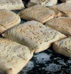 Recipe and Instructions teach you how to make hardtack, which is a simple recipe for an important basic survival food to keep on hand for emergencies.