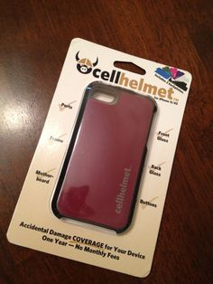 My review of the cellhelmet case and service