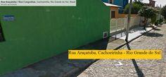 Rua Araçatuba, Cachoeirinha - Rio Grande do Sul