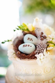 Cutest cake topper!  www.whitlockinn.com     770-428-1495