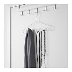 IKEA - STAJLIG, Appenditutto, , Ti permette di tenere in ordine sciarpe, cinture, cravatte e altri accessori.