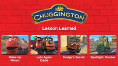 LeapFrog App Center: Chuggington: Lesson Learned