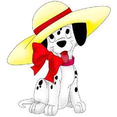 Dalmatians Puppy Clip Art - Disney And Cartoon Baby Images