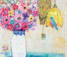 포털아트 - 국내 최대 미술품판매 :: 이해경 작가님의 밝고 따뜻한 그림