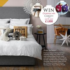 Enter Competition / Christy Towels - UK