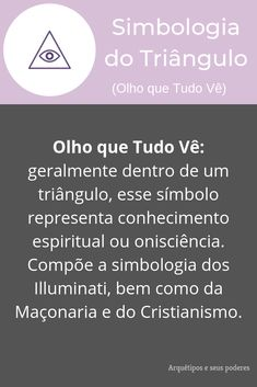 Olho que Tudo Vê Wicca Witchcraft, Pagan Witch, Magick, Magic Symbols, Baby Witch, Magic Spells, Book Of Shadows, Self Development, Occult