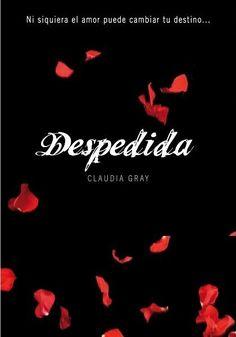 DESPEDIDA   CLAUDIA GRAY           SIGMARLIBROS