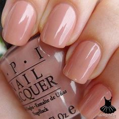 OPI Dulce de Leche: Love this color!