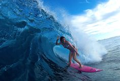 Swimsuit Ready in 6 Weeks: A Surfer's Top Toning Moves #bikinibody