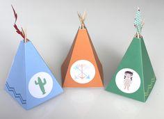 """Kit anniversaire """"petits indiens"""" Imprimable pour une fête d'anniversaire , candy bar : Autres par fabricamania"""