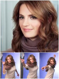Stana Katic only one <3