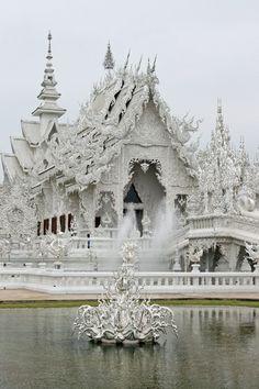 White Temple, Chiang Rai: A Photo Essay