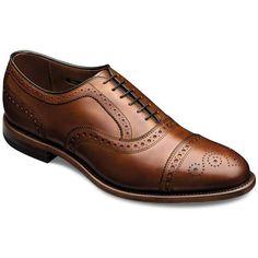 Strand - Cap-toe Lace-up Mens Dress Shoes by Allen Edmonds