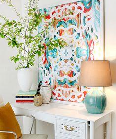"""Asilah"" Fine art print by Cozamia  #art, #decor, #cozamia"