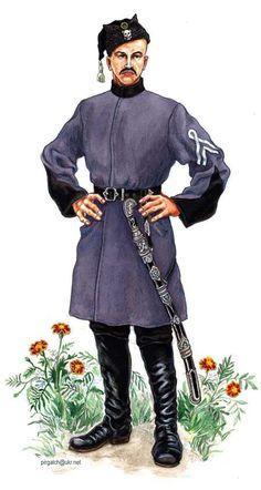 Sierżant Czarny Zaporożec 1918