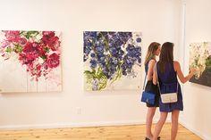 Портреты цветов: дикая живопись Bobbie Burgers - Ярмарка Мастеров - ручная работа, handmade