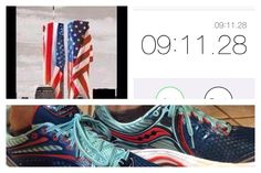 My tribute run on September 11, 2014.....9 minutes, 11 seconds...