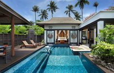 Wonderful Holiday in Anantara Phuket Villas, Thailand