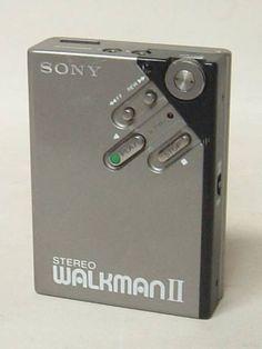 SONY カセットウォークマン ウォークマンⅡ WM-2_画像1