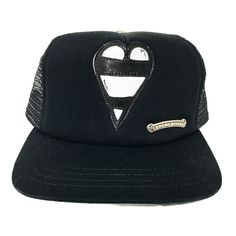 bee70792dc0 CH Chomper Hat Chrome Hearts, Dads, Baseball Hats, Patches, Baseball Caps,