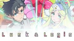 Luck & Logic Season 1 Complete Collection Blu-ray Anime Review