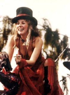 Stevie Nicks Style Inspiration Post on The Pop Cult.