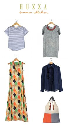 some reasons to love Huzza's summer collection
