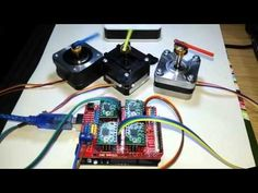 GRBL CNC control with Arduino 1 - YouTube