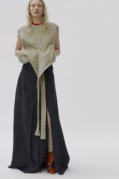 Céline Pre-Fall 2017 Fashion Show