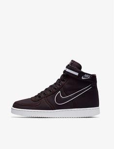Nike  Vandal High Sp Negro  Nike Metallic Silver Complejo Fav a787b8