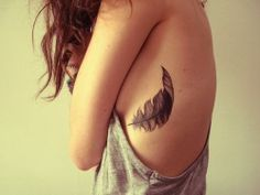 Postion and curve Tattoo