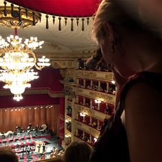 #RichardStrauss - Don Juan op. 20.  Theater #LaScala in Milan. With #LiaDesign. http://www.liadesign.it/