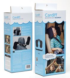 provide support and comfort for a child asleep in a moving vehicle.the Travel Headrest provides lateral support to keep a child's head and body upright; comfortably