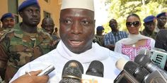 """Top News: """"GAMBIA POLITICS: 19 January African Union Will Not Recognize Yahya Jammeh"""" - http://politicoscope.com/wp-content/uploads/2016/07/Yahya-Jammeh-Gambia-Top-Political-News-Headline.jpg - Yahya Jammeh, whose authoritarian rule began with a 1994 coup, lost the Dec. 1 election to Adama Barrow by a slim margin.  on Politics: World Political News Articles, Political Biography: Politicoscope - http://politicoscope.com/2017/01/14/gambia-politics-19-january-african-union-will-"""