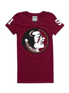 FSU graphic tee from VS Pink #UltimateTailgate and #Fanatics