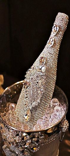 Billionaire's Closet - Champagne and Diamonds