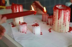 Ideias Criativas e Baratas para Decoração de Halloween | Beauty Rock