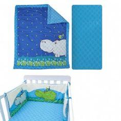 סט מצעים למיטת תינוק היפו מבית toTs