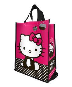 ed7fd70576 Hello Kitty Hello Kitty Packable Shopper Tote