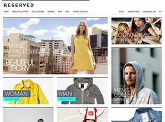 reserved - CoolHomepages Web Design Gallery