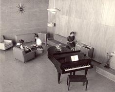 Strasbourg Quad, 1960-1969