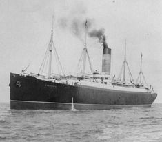 Carpathia; the ship that came to the rescue and picked up the 705 survivors