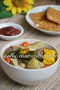 Diah Didi's Kitchen: Sayur Asem Sunda