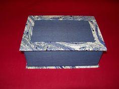 carta cartone pelle: BOX CON ONDULATO