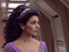 Marina Sirtis Star Trek | Marina Sirtis Star Trek: The Next Generation
