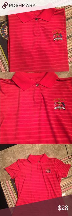 Antigua Golf Shirt Antigua Ryder Cup Short Sleeve Polo golf shirt. Red. In excellent condition. Medium Antigua Tops