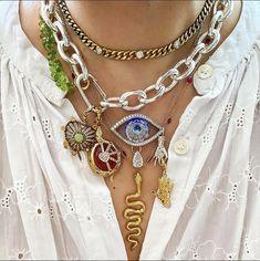 Dainty Gold Necklace, Delicate Jewelry, Simple Necklace, Unique Necklaces, Opal Jewelry, Charm Jewelry, Layered Jewelry, Minimalist Necklace, Fashion Jewelry