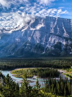 The Hoodoos, Banff National Park, Canada