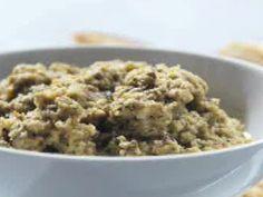 Online Round 2 Recipe Web - Eggplant Dip Recipe : Sandra Lee : Food Network - FoodNetwork.com