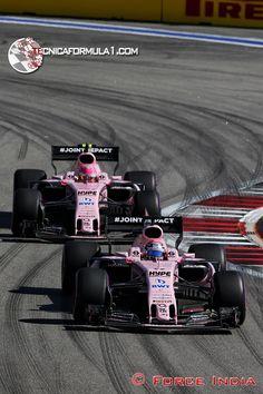 """Pérez: """"Hemos hecho un esfuerzo tremendo estas 4 carreras""""  #F1 #Formula1 #RussianGP"""